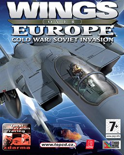 Wings Over Europe Cold War Soviet Invasion (PC - DigiTopCD)