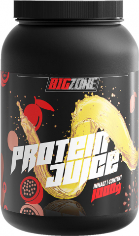 Big Zone Protein Juice 1000 g  multivitamín