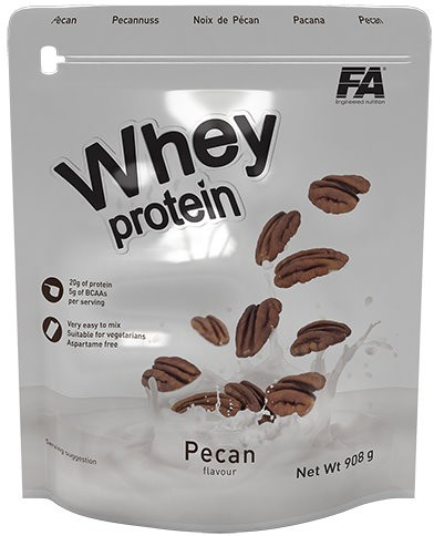 Fitness Authority Whey Protein 908   banán